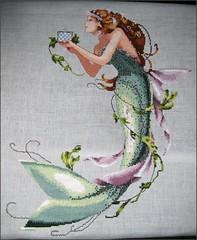 Queen Mermaid, as of 1/6/10
