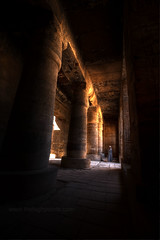 The Temple of Ramesses III - Karnak