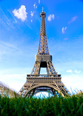 «´♥ ♥¨`.¸.* Big A On Grass*. ¸.´♥ ♥¨`» (RíchÝ) Tags: tower eiffel