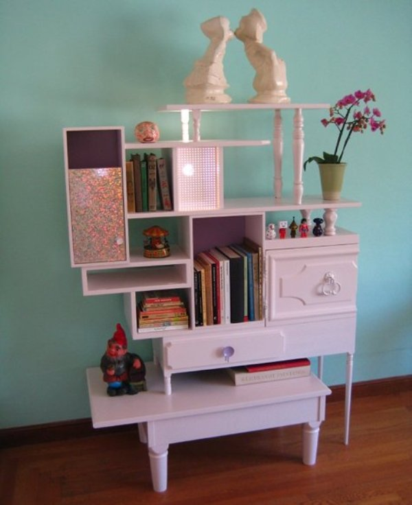 DIY shelfs inspiration 15