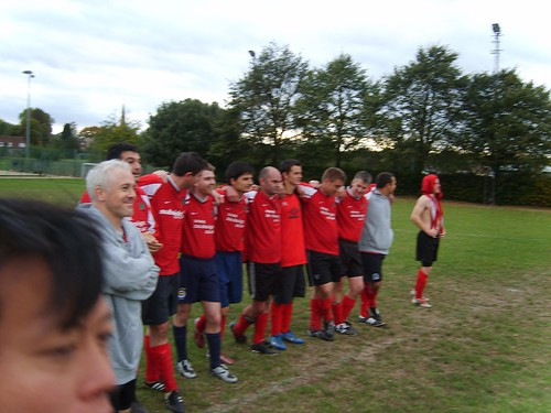 Penalty Shootout at Lloyds - a defining moment of the season