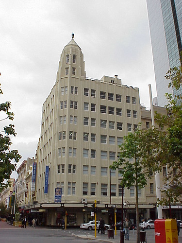 Gledden Building, Perth