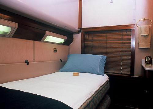 Private Rail Car - Evelyn Henry standard sleeper