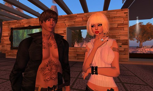 xavier, raftwet of THE A LIST!