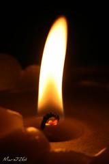Flame (maris7261) Tags: canon fire candle flame vuur kaars vlam eos400d maris7261