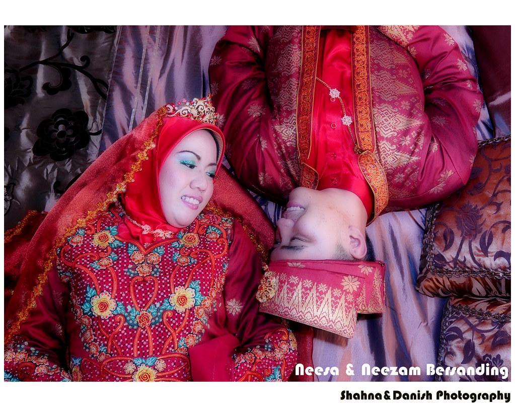 Neesa & Neezam Bersanding