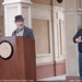 Steven Spielberg and George Lucas at USC