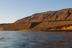 Berges du Yukon