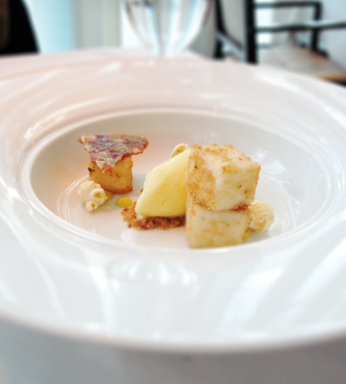 Luce - Corn dessert