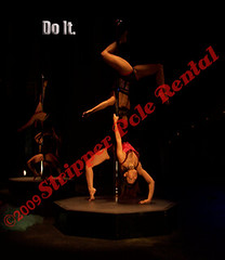 Pole Dance ART PROS Stripper Pole Rental