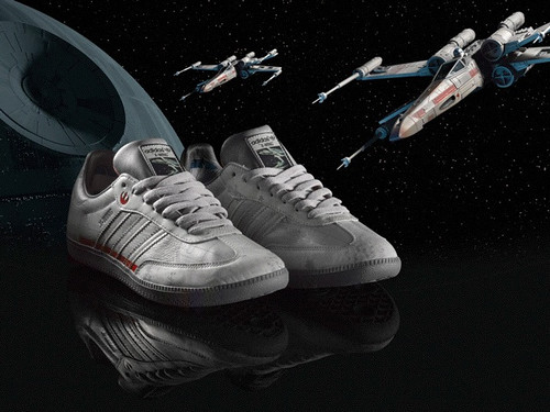 star wars adidas trainers