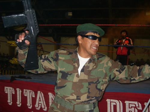 Comando Zabala de Bolivia
