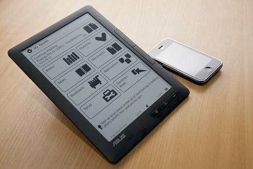 ASUS DR-950 E-Book-Reader