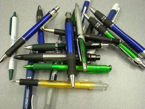Clicky Pens