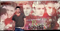 Jensen Ackles (Mandy AUB) Tags: design american actor series blend supernatural sobrenatural blondguy seriados jensenackles