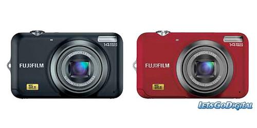 Fujifilm FinePix JX530 B&R