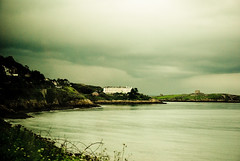 w. (matabum) Tags: ireland sea green landscape nikon idyllic d80