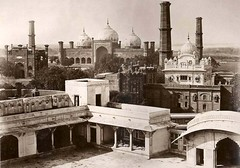 Lahore, View from Fort, 1864 (Tahir Iqbal (13,86,000 Visits, Thank You)) Tags: pakistan 1984 sikh gurdwara punjab kirtan gurudwara sikhism singh khalsa sardar gurus sangat sikhi nankanasahib bhagatsingh sikhhistory partition1984