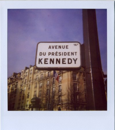 paris polaroid