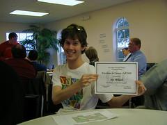 Jay Mikush award
