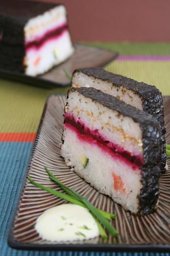 Sushi Terrine