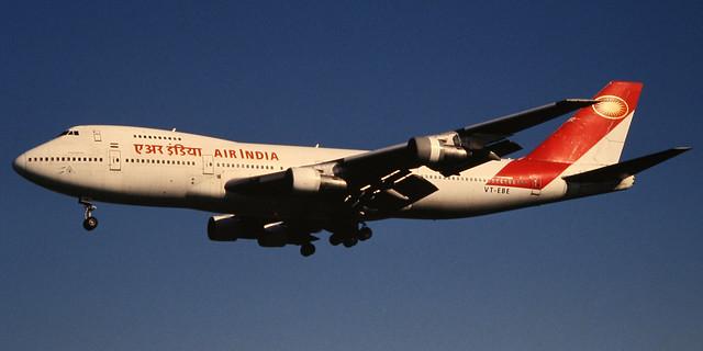 Air India Boeing 747-200