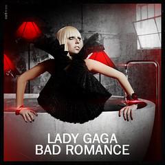 Lady Gaga - Bad romance [TFM.1] (netmen!) Tags: monster lady 1 track fame bad romance gaga blend the netmen