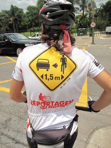 Felipe Aragonez, Bike Reporter