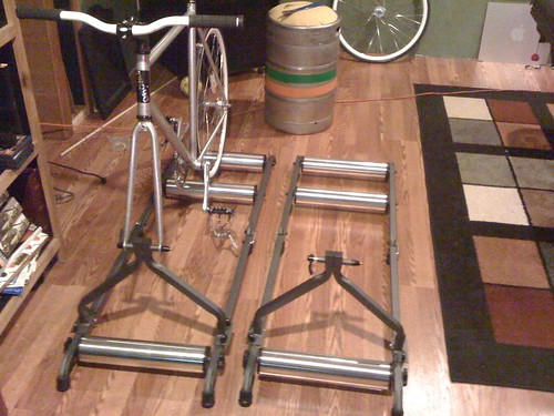 Goldsprints FX & CycleOps Rollers