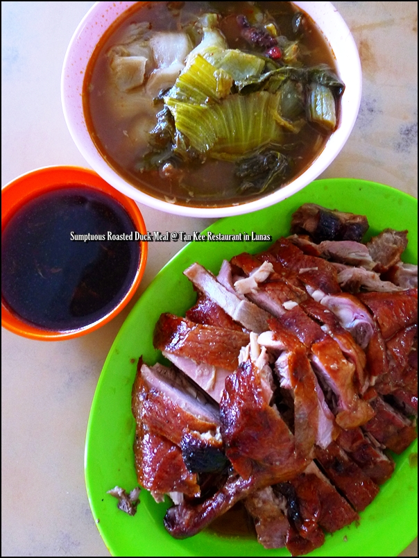 Roasted Duck @ Tan Kee, Lunas3