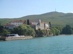 манастирът Св. Наум, Охрид