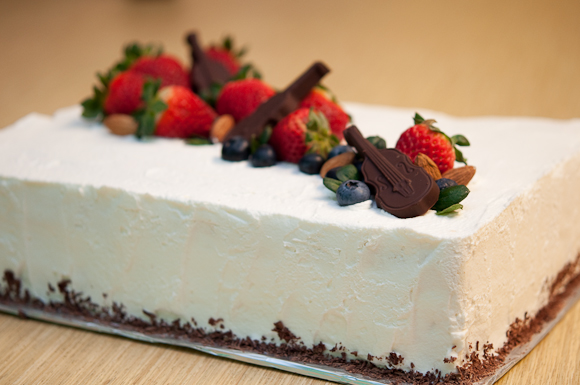 life as a h4 Fresh cream fruit shortcake