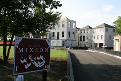 Mixson, redevelopment under construction in N. Charleston (by: samwithans, creative commons license)