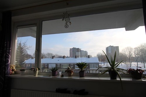 Room with a view, Enschede - The Netherlands.