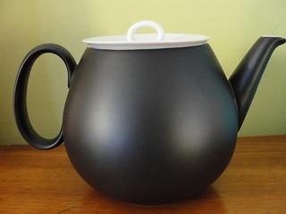 Raymond Loewy Charcoal Teapot