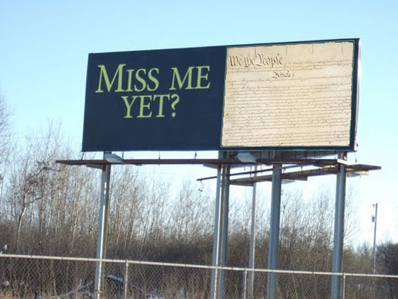 Miss Me Yet Constitution