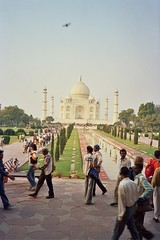 0 Agra, Taj Mahal