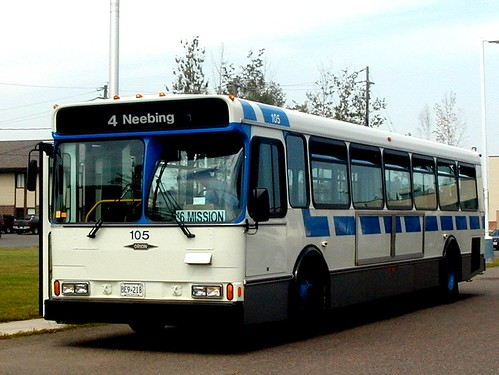 Thunder Bay Transit 105
