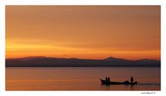 Escenas de la Albufera (Juan Miguel) Tags: sunset espaa lake valencia landscape lago atardecer spain europa europe paisaje 7d dynax spanien albufera konicaminolta spagne konicaminolta1870 kitero ostrellina