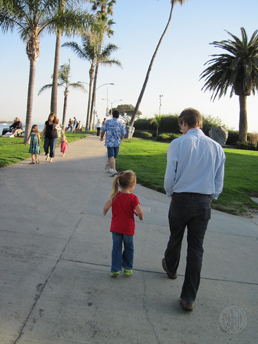 walkin' with Dad