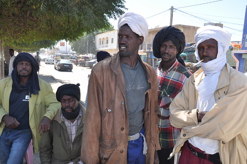 Unemployed tradesmen
