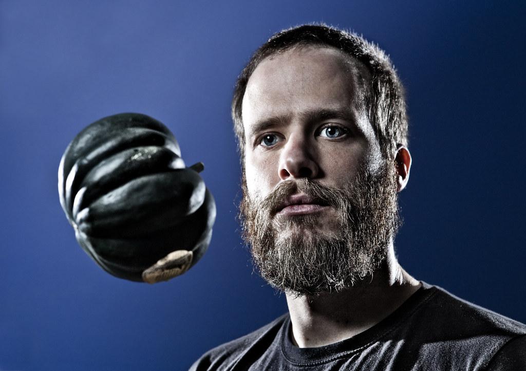 48/365: Squash Portrait