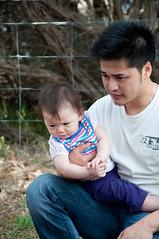 I wonder what that is? (Sleeman Huang) Tags: kids child play lorne