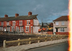 Birkenhead North End - Demolition (SomeDriftwood) Tags: uk urban photography photo picture streetscene demolition birkenhead northend pathfinder cityscene merseyside urbanphotography ajp urbanscene northwestengland derelictmerseysideset