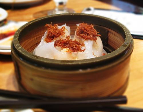 Koi Palace XO Dumplings