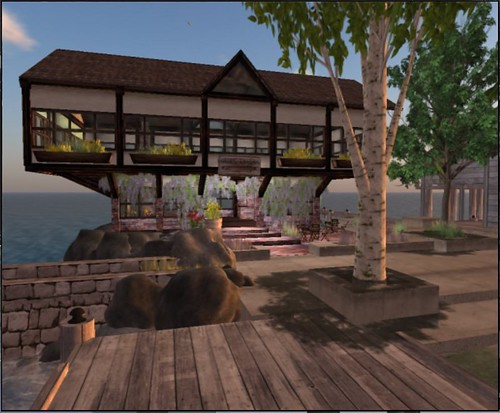 KOKOPU TAVERN in Second Life