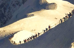 France, Chamonix, Vallee Blanche (mountaintrekker2001) Tags: snow france mountains alps skiing chamonix valleeblancherun