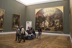 In der neuen Pinakothek