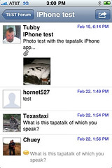 IPhone test - TexasBowhunter com Community Discussion Forums