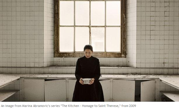 MoMA presents Marina Abramovic